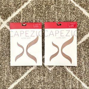 Capezio Brand New Tan Transition Tights Size S/M